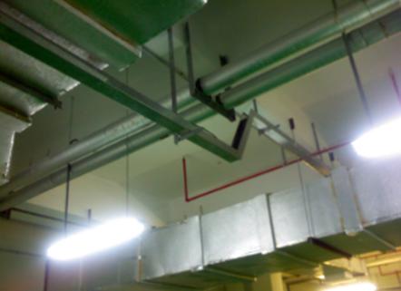 高架镀锌线槽