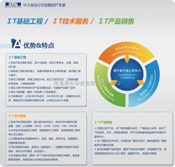 珠海毕升科技有限公司-三大业务优势与特点